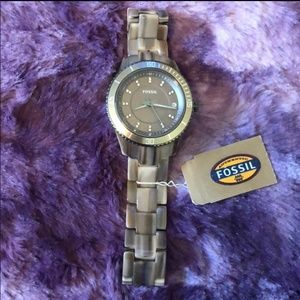 Women's Fossil watch